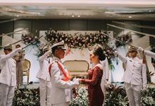 The Wedding Of Ms. Michelle & Mr. Filemon by Mercure Jakarta Sabang