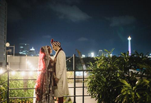 The Wedding Of Ms. Azmira & Mr. Azzad by Mercure Jakarta Sabang