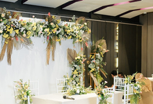 The Wedding Of Ms. Nadia & Khrisna by Mercure Jakarta Sabang