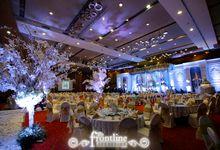 THE WEDDING OF KIHYUN KIM & MARIA by Eden Design