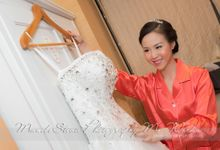 Actual Day Wedding of Mervyn & Eunice Part 1 by MamboStevie Photography Mo-Works
