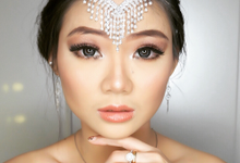 Trial Wedding Makeup  by Kim Bridal