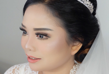 Wedding Biondita & Varis by Kim Bridal