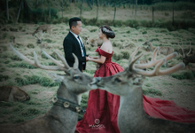 Prewed Reina & Roy by Kim Bridal