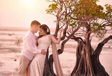 Prewedding HERMAN & HANA by Kim Bridal