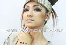 fashion make up&hair do by Chyntia Merrina Make Up Artist