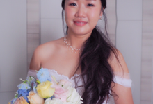 Bride Anna Big Day by Merryfish Makeup and Hair