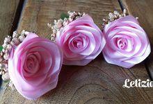 No-Leaf-Boutonniere by Letizia Wedding