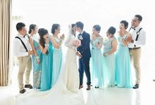 Wedding of Harry & Anastacia by Azila Villa