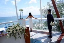 Collaboration with Anantara Uluwatu Hotel in Bali by Mfreshflowers