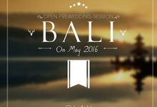 Open Pre Wedding Session to Bali by Bride by Clay Indonesia