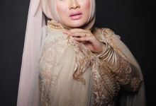 SOFT & ROMANTIC HIJAB-DO by RICHO WEDDING