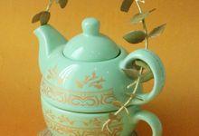 Teksun Mint Fairuuz & Tasya by Mug-App Wedding Souvenir