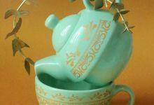Fairuz & Tasya by Mug-App Wedding Souvenir