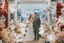Steven & Catherin Wedding at Aston Cirebon by PRIDE Organizer