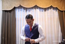 The Wedding Of Great & Yesa by Maheza Studio