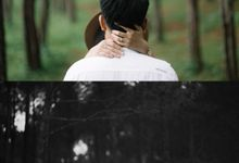Couple Session Mutia & Iqbal by Holyjoda