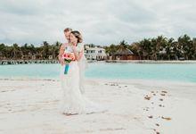 Mia Reef Isla Mujeres Wedding by Blaine Alan Photography
