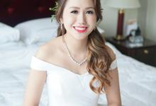 Kaijuan's wedding  by Mibe Leung Makeup & Hair