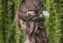 Sumin & Bryon' pre-wedding shoot  by Mibe Leung Makeup & Hair