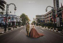 The Wedding of Michael & Amel by PlanMyDay Wedding Organizer