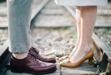 Engagement Session of Michael & Jane by Nocture