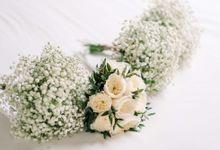 Karen & Michael Wedding at Alila Manggis by Alila Manggis