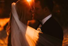 Through Every Wave - The Wedding of Michael and Jemma by Will by Axioo