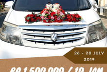 Jakarta Wedding Expo by Michael Wedding Car