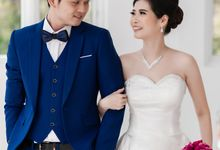 Anthony & Wenny by Michelle Bridal