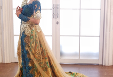 Gaun Traditional by Michelle Bridal