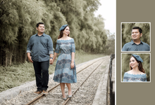 Prewedding of Angela and Thomas by Michelle Bridal