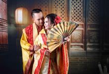 Prewedding of Yudi & Vivi by Michelle Bridal
