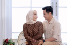 Prewedding of Rifki & Anti by Michelle Bridal