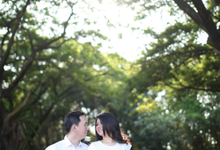 Prewedding of Retha & Paulus by Michelle Bridal