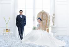Prewedding of Steve & Hanny by Michelle Bridal