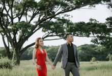 Prewedding of Rendi & Stephani by Michelle Bridal