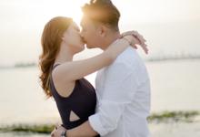 Prewedding of Rendi & Stephani by Michelle Bridal