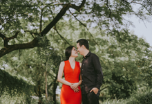 Prewedding of Ronald & Angel by Michelle Bridal