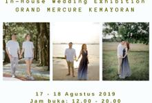 Pameran Grand Mercure Kemayoran by Michelle Bridal