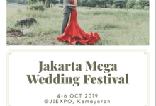 Exbihition 4 - 6 OCT at Jiexpo PRJ by Michelle Bridal