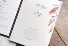 Mifta & Oky by Haikipaper