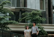 Couple Session Mutiara & Gazy by Domencia Photography