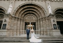 Manila Cathedral Wedding - Miguel and Katrina by Erwin Leyros Photography