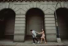 MIGUEL AND KATRINA - BINONDO ENGAGEMENT by Erwin Leyros Photography