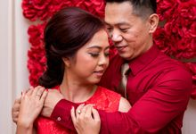 Engagement of  Michael & Irene by exatha photography
