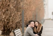 Canada Prewedding of Mike & Steffie by Kairos Works