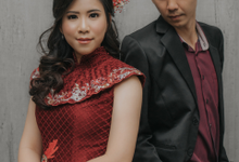 Billy & Cindy  by Mikeaditya Photography