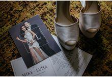 Mike and Luisa Wedding by Gavino Studios