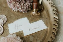 Wedding Day of Mikhael & Fifiani at Backyard Garden by Bare Odds